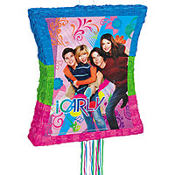 Pull String iCarly Pinata 18in