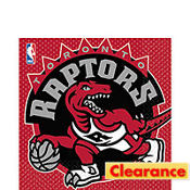 Toronto Raptors Lunch Napkins 16ct