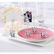 Love Place Card Holder Wedding Favor