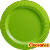Kiwi Premium Plastic Dinner Plates 16ct