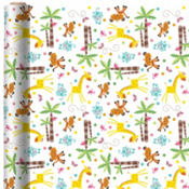 Fisher Price Baby Shower Gift Wrap