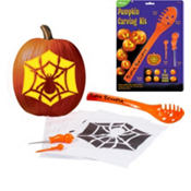 Super Scoop Pumpkin Carving Kit 9ct
