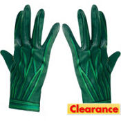 Child Green Lantern Gloves