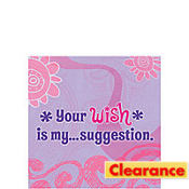 I Dream of Jeannie Beverage Napkins 16ct