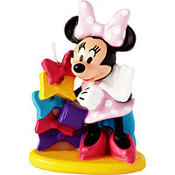 Minnie Mouse Candle 3in