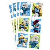 Smurfs Sticker Party 24ct