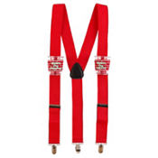 Christmas Shot Glass Suspenders 42in 3pc