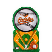 Giant Baltimore Orioles Pinata 22in x 22in