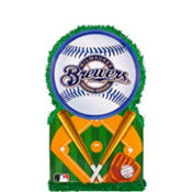 Giant Milwaukee Brewers Pinata 22in x 22in