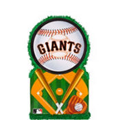 Giant San Francisco Giants Pinata 22in x 22in