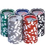 Las Vegas Poker Chips 100ct