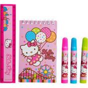 Hello Kitty Stationery Set 5pc