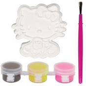Hello Kitty Magnet Painting Set