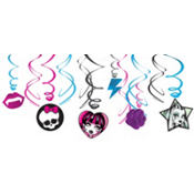 Monster High Swirl Value Pack 12ct