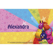 The Backyardigans Custom Thank You Note