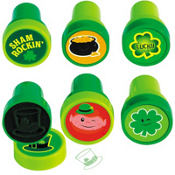 St. Patricks Day Stampers 6ct