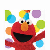 Elmo Party Lunch Napkins 16ct