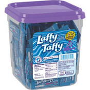Blue Raspberry Laffy Taffy 145ct Tub