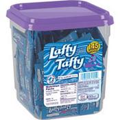 Blue Raspberry Laffy Taffy Chews 145pc