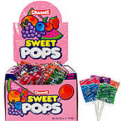 Charms Sweet Pops 100ct