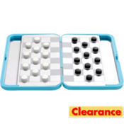 Travel Checkers Game