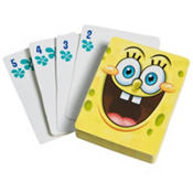 SpongeBob Playing Cards