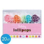 Sweet Stuff Lollipops