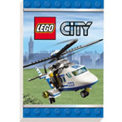 Lego City Notepads 12ct