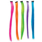 Neon Hair Extensions 15in 5ct
