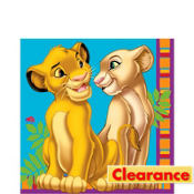 Lion King Lunch Napkins 16ct