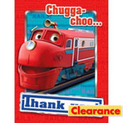 Chuggington Thank You Notes 8ct