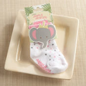 Little Jungle Princess Socks