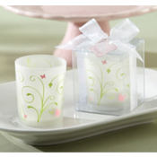 Butterfly Tea Light Holder Wedding Favor