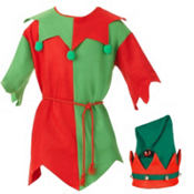 Classic Elf Morphsuit Accessories Set