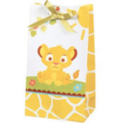 Lion King Baby Shower Favor Bags 12ct