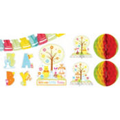 Winnie the Pooh Baby Shower Room Decorating Kit 10pc