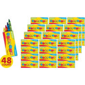 Crayon Value Pack 48ct