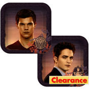 Twilight Breaking Dawn Dessert Plates 8ct