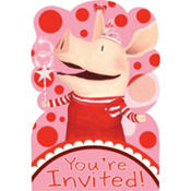 Olivia Invitations 8ct