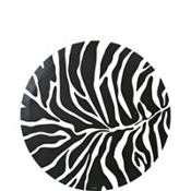 Zebra Cake Boards 12in 3ct