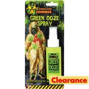 Biohazard Green Ooze Body Spray 2oz