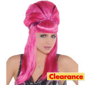 Galactic Beauty Pink Wig