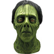 Latex Radioactive Zombie Mask