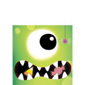 Boo Crew Beverage Napkins 16ct