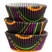 Pumpkin Baking Cups 75ct