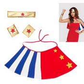 Superstar Heroine Costume Kit