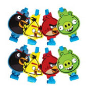 Angry Birds Blowouts 8ct