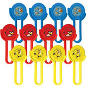 Angry Birds Disc Shooters 12ct