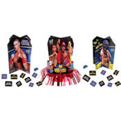 WWE Centerpiece Kit 23pc