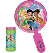 Disney Fairies Bubble Wand Set